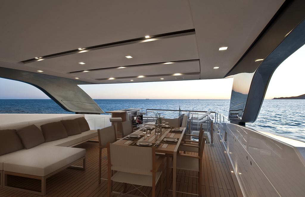 Sunteak nautica g i a d a arredonautica arredamenti for Arredamenti interni per yacht